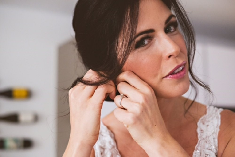 London Wedding Hair stylist